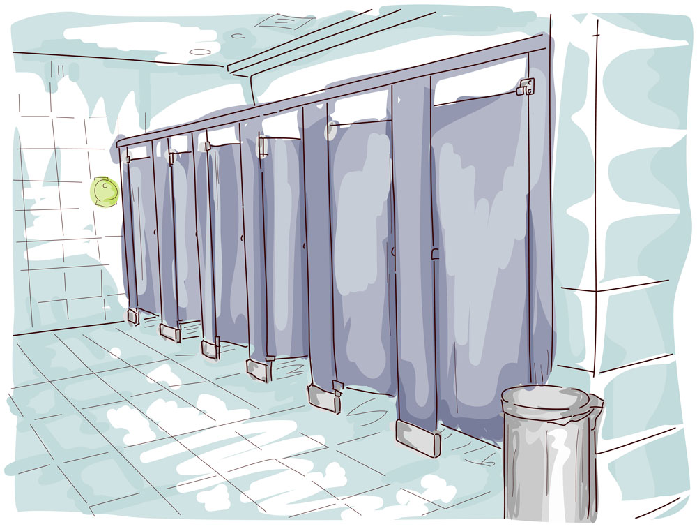 Bathroom Stalls - How to Order Custom Restroom Partitions